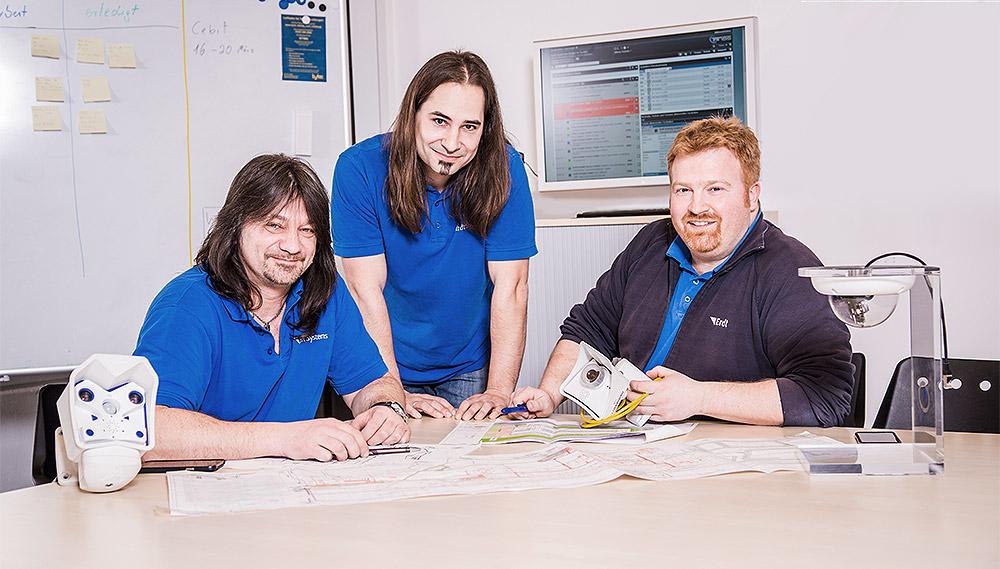 Erdt Systems Team
